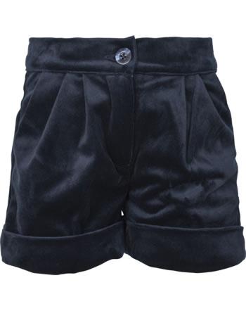 Steiff Samt-Shorts SPECIAL DAY Mini Girls steiff navy 2124211-3032