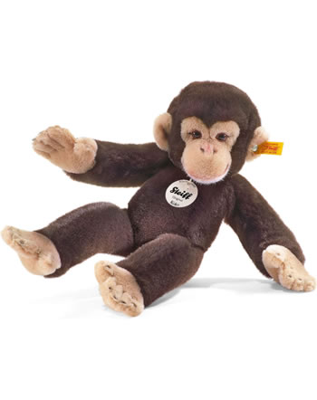 Steiff brun foncé chimpanzé Koko 35 cm 064 722