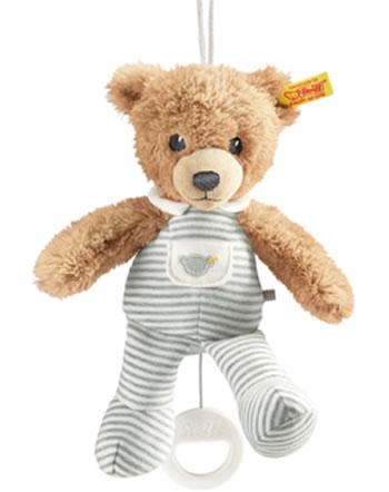 Steiff boîte à musique ours de Dormez bien gris 239922