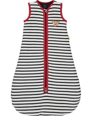 Steiff Sleeping bag AHOI BABY Streifen steiff navy 2012226-3032