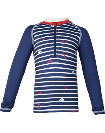 Steiff Swim shirt SWIMWEAR steiff navy 2114619-3032