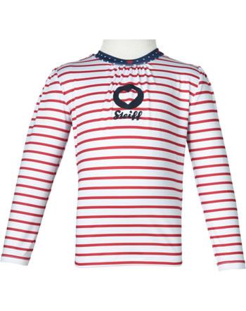 Steiff Swim shirt SWIMWEAR true red 2114610-4015