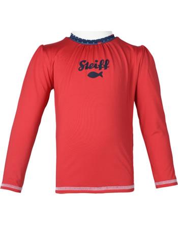 Steiff Swim shirt SWIMWEAR true red 2114613-4015