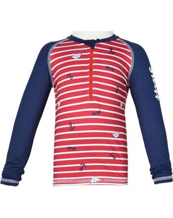 Steiff Swim shirt SWIMWEAR true red 2114619-4015