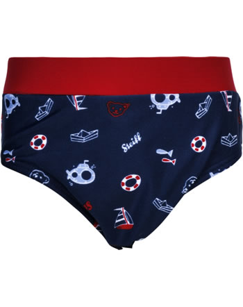 Steiff Diaper for swimming CRAB MEETS STRIPES steiff navy 2014504-3032