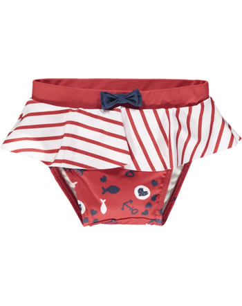 Steiff Diaper for swimming SWIMWEAR true red 2114501-4015