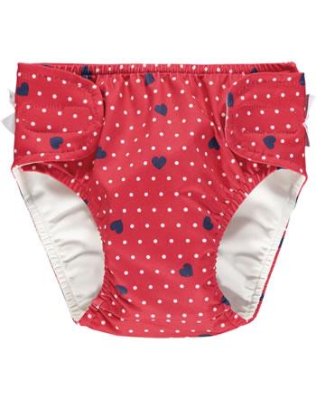 Steiff Diaper for swimming SWIMWEAR true red 2114502-4015