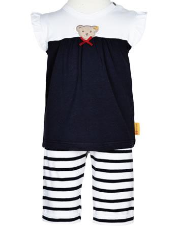 Steiff Set Shirt + Hose  AHOI BABY steiff navy 2012227-3032