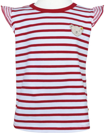 Steiff Shirt ärmellos AHOI MINI! tango red 2012501-4008