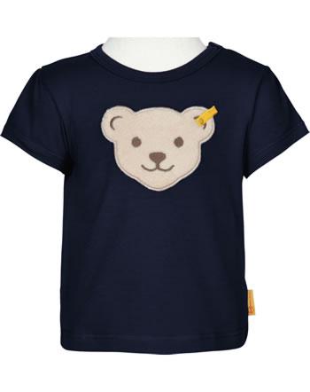 Steiff Shirt Kurzarm AHOI BABY steiff navy 2012241-3032