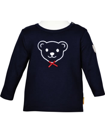 Steiff Shirt Langarm AHOI BABY steiff navy 2012237-3032