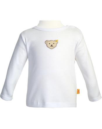 Steiff Shirt long sleeve BASIC bright white 0021204-1000
