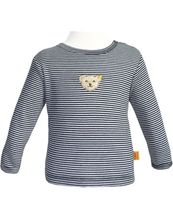Steiff Shirt Langarm BASIC steiff navy 0021203-3032