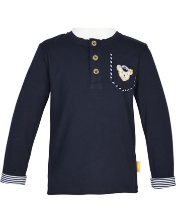 Steiff Shirt Langarm BEAR CREW steiff navy 2012137-3032