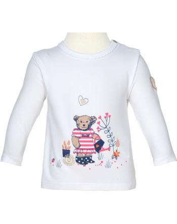 Steiff Shirt long sleeve BUGS LIFE Baby Girls bright white 2111402-1000