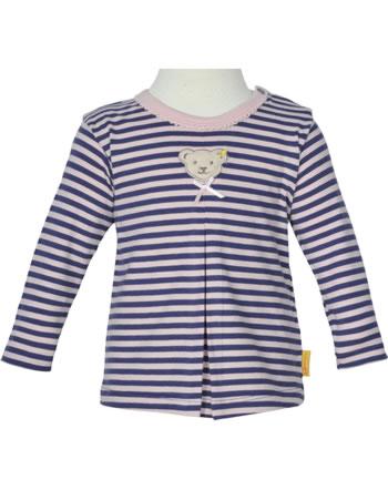 Steiff Shirt long sleeve BUGS LIFE Baby Girls deep cobalt 2111419-6062