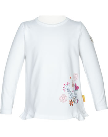 Steiff Shirt long sleeve BUGS LIFE Mini Girls bright white 2111208-1000