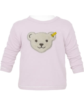 Steiff Shirt Squeaker long sleeve FAIRYTALE Baby Girls barely pink 2023406-2560