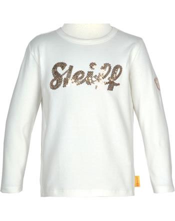 Steiff Shirt Squeaker long sleeve FAIRYTALE Mini Girls cloud dancer 2023212-1001