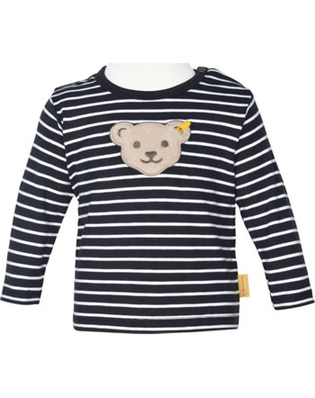 Steiff Shirt Langarm FISH AND SHIP Baby Boys steiff navy 2112334-3032