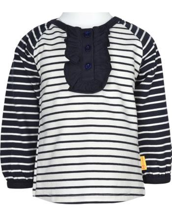 Steiff Shirt Langarm FLYING AWAY Baby Girls steiff navy 2122405-3032