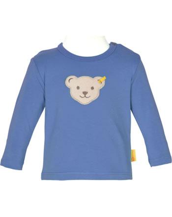 Steiff Shirt long sleeve HELLO SUMMER Baby Boys coronet blue 2113335-6048