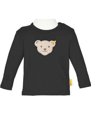 Steiff Shirt long sleeve HELLO SUMMER Baby Boys steiff navy 2113335-3032