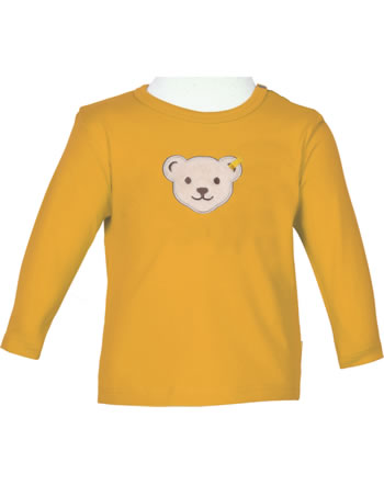 Steiff Shirt Langarm LETS PLAY Baby Boys autumn blaze 2121341-2006