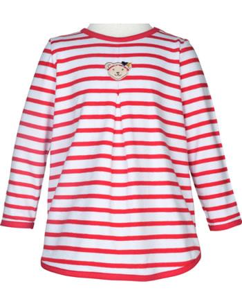Steiff Shirt Langarm MARINE AIR Mini Girls true red 2112229-4015