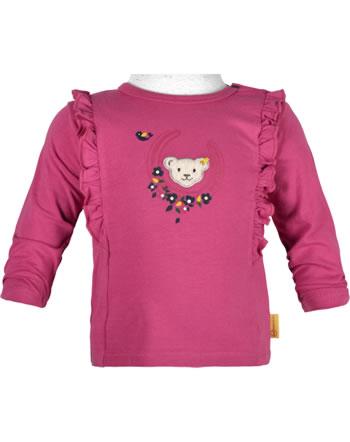Steiff Shirt Squeaker long sleeve PONYFUL Baby Girls carmine 2022413-7046