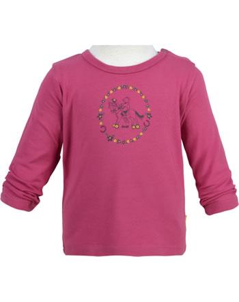 Steiff Shirt Pouet manches longue PONYFUL Baby Girls carmine 2022414-7046