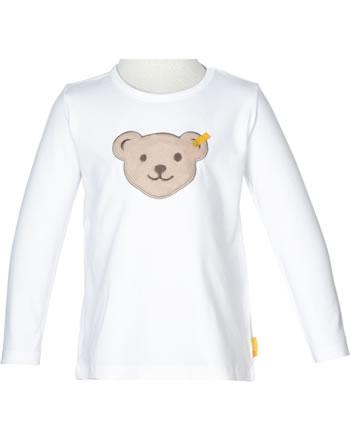 Steiff Shirt Squeaker long sleeve BUGS LIFE Mini Girls bright white 2111213-1000