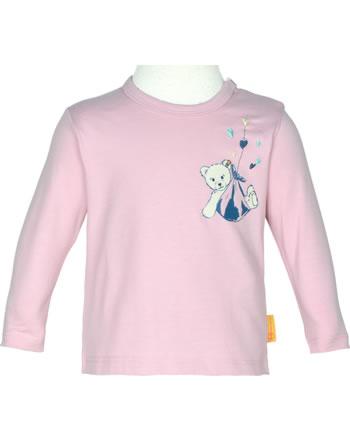Steiff Shirt Langarm SWEET HEART Baby Girls pink nectar 2121432-3035