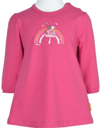 Steiff Shirt Langarm/Tunika BEST FRIENDS Baby Girls claret red 2123414-3057