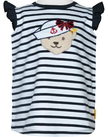 Steiff Shirt / Top MARINE AIR Mini Girls steiff navy 2112201-3032