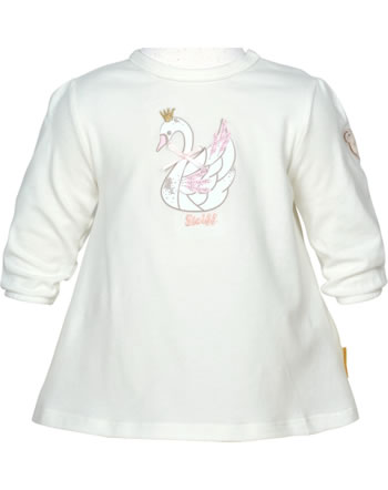 Steiff Shirt / Tunika Langarm FAIRYTALE Baby Girls cloud dancer 2023414-1001