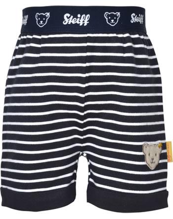 Steiff Shorts FISH AND SHIP Baby Boys steiff navy 2112325-3032