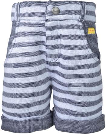 Steiff Shorts FISH AND SHIP Mini Boys bright white 2112101-1000
