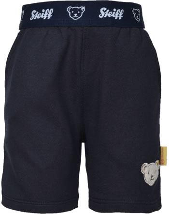 Steiff Shorts FISH AND SHIP Mini Boys steiff navy 2112118-3032