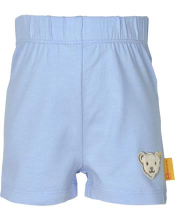 Steiff Shorts HELLO SUMMER Baby Girls brunnera blue 2113427-6043