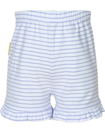 Steiff Shorts HELLO SUMMER Baby Girls brunnera blue 2113437-6043