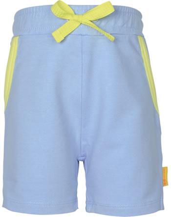Steiff Shorts HELLO SUMMER Mini Girls brunnera blue 2113208-6043