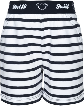 Steiff Sweat-Shorts MARINE AIR Mini Girls steiff navy 2112219-3032