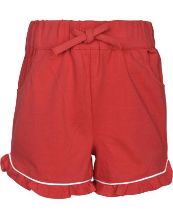 Steiff Shorts MARINE AIR Mini Girls true red 2112219-4015