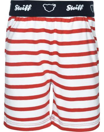 Steiff Sweat-Shorts MARINE AIR Mini Girls true red 2112220-4015