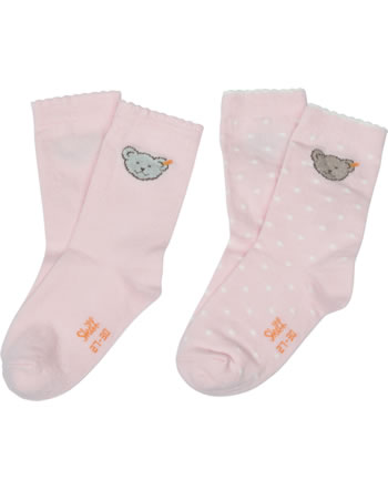 Steiff Socks 2 pieces GOTS almond blossom 2111713-3027