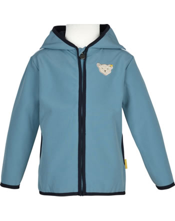 Steiff Softshell Jacket STEIFF TEC OUTERWEAR adriatic blue 2023704-6045
