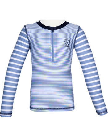 Steiff Sonnenschutz-Shirt UV-Shirt CRAB MEETS STRIPES forever blue 2014619-6027