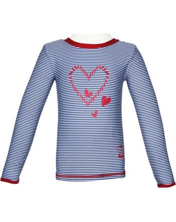 Steiff Sonnenschutz-Shirt UV-Shirt NAVY HEARTS GIRL steiff navy 2014610-3032