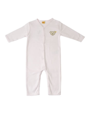 Steiff Romper suit BASIC barely pink 0006631-2560